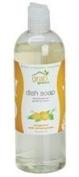 Grab Green B62941 Grab Green Dish Soap Tangerine With Lemongrass -6x16 Oz