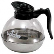 Update International CD-8890 1890ml Unbreakable Coffee Decanters