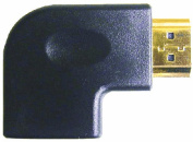 Comprehensive HDF-RAML HDMI Female to Right Angle Male - Left Elbow