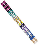 Musgrave Pencil Co Inc MUS2484D Pawsitively Awesome 12Pk Pencil