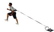 Trigon Sports ASLED Speed Sled
