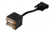 Comprehensive DVIP-2DVIJ DVI-D Male to 2 DVI-D Female Cable