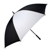 Haas-Jordan by Westcott 7602 Pro-Line Umbrella Black-White