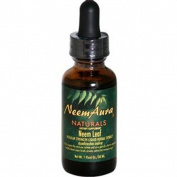 NeemAura Naturals Herbal Neem Leaf Extract Certified Organically Grown 1 fl. oz. 29068
