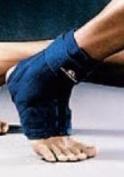 M-Brace 17M Ankle Stabiliser - Blue - Size Medium