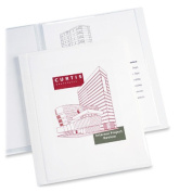 Avery Consumer Products AVE47671 Presentation Book- 12 Pages- 8-.130cm .x28cm .- White