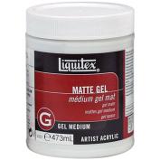 Liquitex Matte Acrylic Gel Medium-470ml