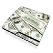 DecalGirl PS3S-BEN PS3 Slim Skin - Benjamins