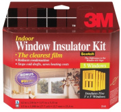 3m Interior Shrink Film Window Kit 2141W-6
