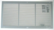 Hart Cooley American Metal 10in. X 6in. Return Air Grille 377W10X6