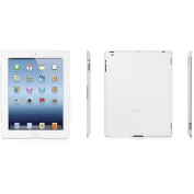 Macally SmartMate3 Protective Case for the new iPad - White