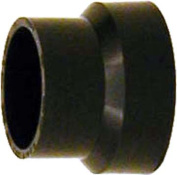 Genova Products 10.2cm . X 5.1cm . ABS-DWV Reducing Couplings 80142