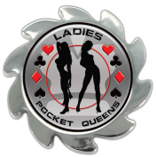 Shadow Spinners Pocket Queens - Ladies - Spinner Card Cover