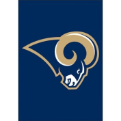 Party Animal GFRM St. Louis Rams Garden - Window Flag