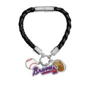 MLB - Atlanta Braves PomPom Bracelet