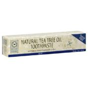 Desert Essence 55732 Desert Essence Tea Tree Toothpaste With Mint- 1x 180ml