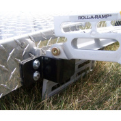Roll-A-Ramp 3150 Seg Mount Brackets for temporarily securing ramp to landing