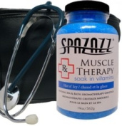 Spazazz 601 Muscle Therapy RX - Hot N Icy