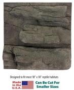 Penn Plax REPBG2 Reptology Rockies Terrarium Background 18 in. x 18 in.