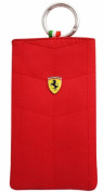 Masters Club FEPOVIRE POUCH VERTICAL V1 CAMERA MOBILE RED