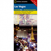 National Geographic 1597751928 Las Vegas Destination City Map