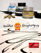 Alvin H3060 Super Vlu Letter & Callig Kit