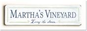 ArteHouse 0003-2626-24 Living the Dream 1 Vintage Sign