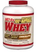 Met-Rx METXNATU05LBCHOCPW 100 Percent Natural Whey 2.3kg Chocolate