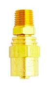 Milton Industries MILS621 Reusable Brass Hose Fittings