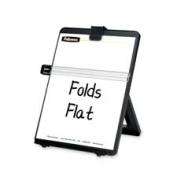 Fellowes Mfg. Co. FEL21106 Desktop Copyholder- Nonmagnetic- 10-.33cm .x7-.100cm .x11-.60cm .- BK