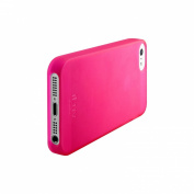 Iluv Iphone5 Case Gelato I Soft Flexible - Pink - ICA7T306PNK