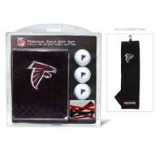 Team Golf 30120 Atlanta Falcons Embroidered Towel Gift Set