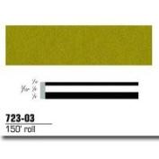 3M MMM723-03 Scotchcal Gold Metallic Custom Striping Tape