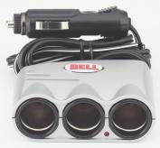 Bell Automotive - Victor 12 Volt Triple Socket Splitter & Adapter 39061-8