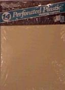 Darice 203125 Plastic Canvas 14 Count 22cm . x 28cm . -2-Pkg Ivory