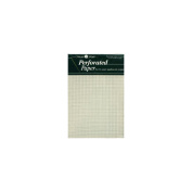 Perforated Paper 14 Count 23cm x 30cm 2/Pkg-White