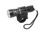 Bright Ideas AL102 1 Watt Telescopic Bike Headlight Flashlight