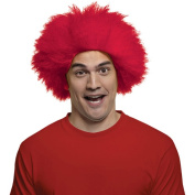 Costumes For All Occasions MR179531 Wig Fun Wig Red
