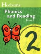 Alpha Omega Publications JPS022 Horizons Phonics Grade 2 - Student Book 2
