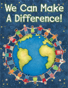 TEACHER CREATED RESOURCES TCR7694 SW WE CAN MAKE A DIFFERENCE CHART