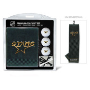 Team Golf 13820 Dallas Stars Embroidered Towel Gift Set