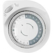 GE 15076 24-Hour Plug-In Mechanical Timer