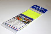 Medtech Wristbands T030010033P0100 100 Supertek .190cm . Solid Yellow Glow