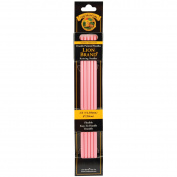 Lion 73106 Double Point Knitting Needles 8 in. 5-Pkg-Size 7 4.50mm Pink