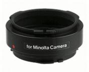 Novoflex MINA AF Adapter from Universal Bellows to Minolta Autofocus Cameras