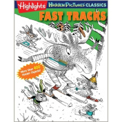Essential Learning 091036 Hidden Pictures Classics - Fast Tracks