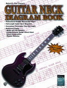 Alfred 00-EL9925 21st Century Guitar Neck Diagram Book - Music Book