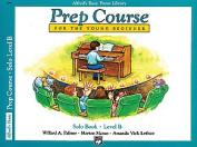 Alfred 00-3096 Basic Piano Prep Course- Solo Book B - Music Book