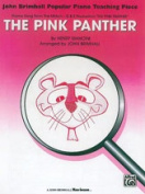 Alfred 00-2758PSP2 The Pink Panther - Music Book