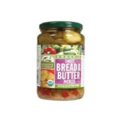 Woodstock Farms 37035 Organic Bread & Butter Sweet Pickles